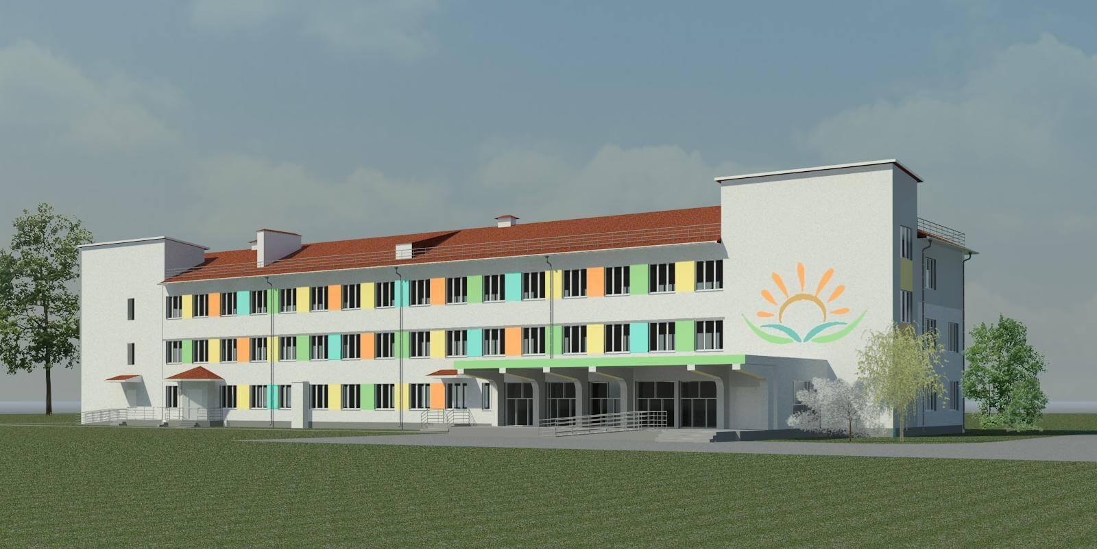 Запрошення до участі в конкурсі-запиті цінових пропозицій на проектування заміни покрівлі в будівлі лікарні м. Вознесенськ