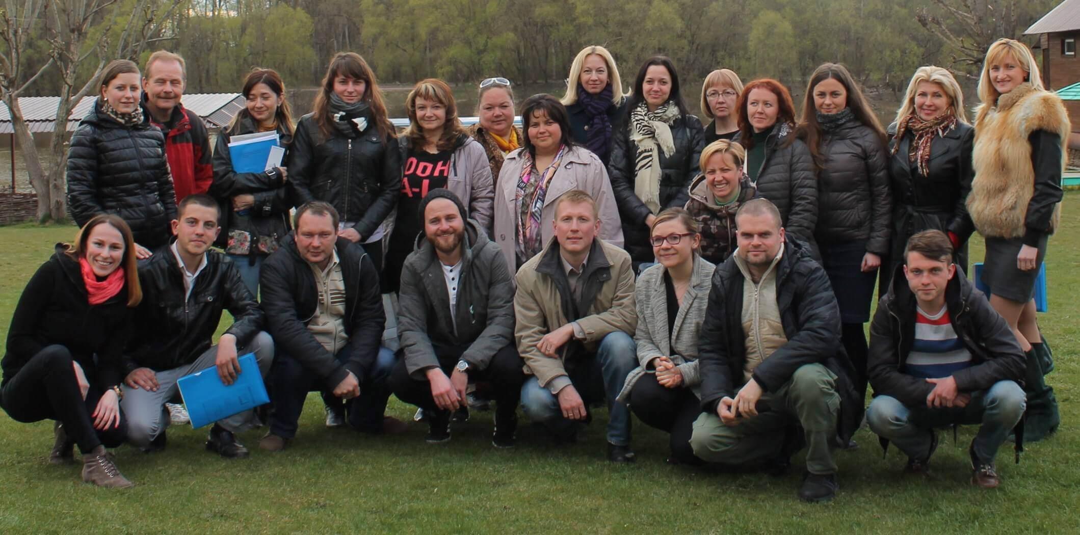 Чернігівські активісти навчалися партиципації