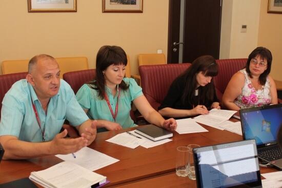 """У Вінницькій міській раді обговорили хід Проекту """"Бюджети за завданнями"""""""
