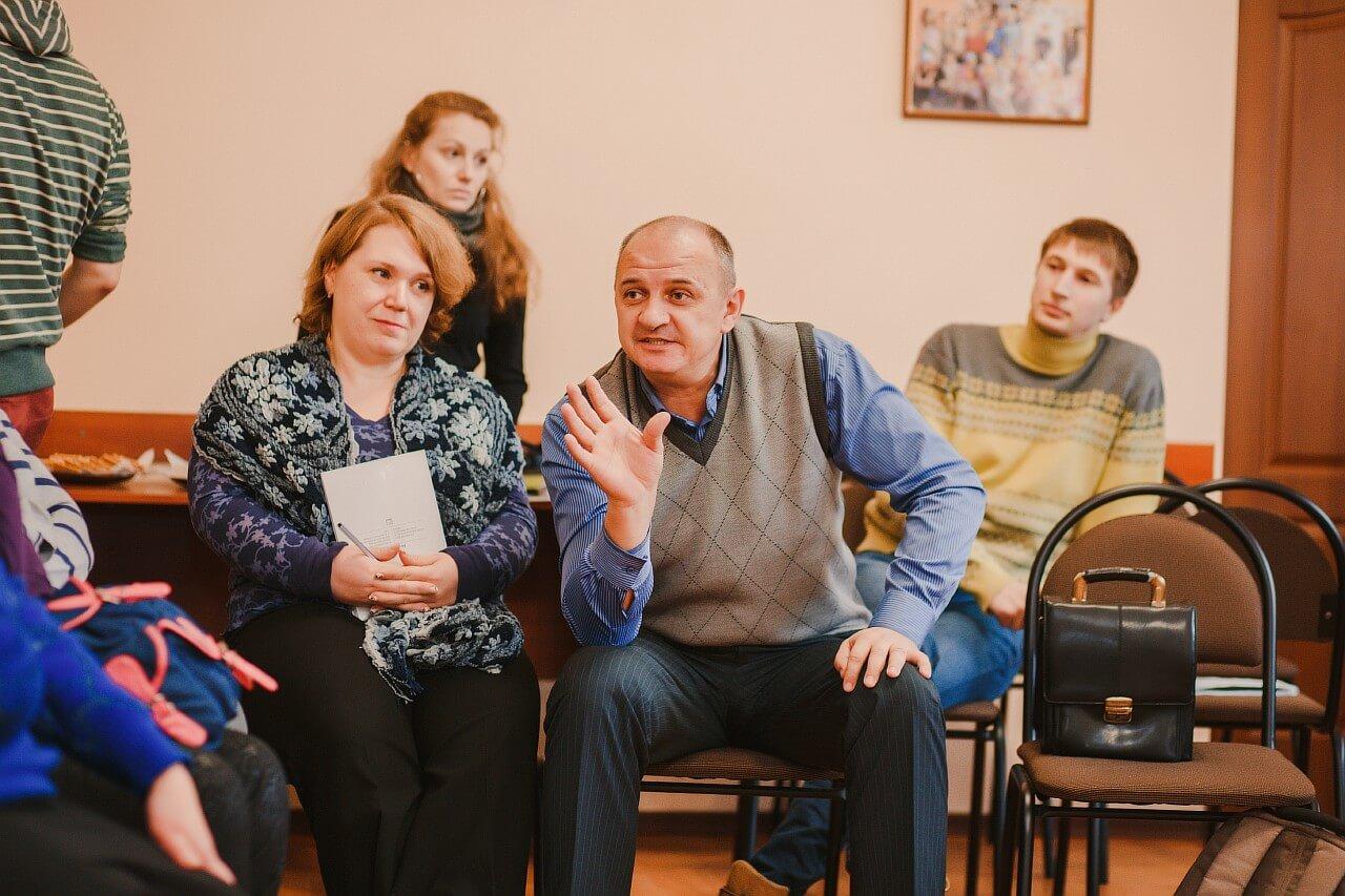 """У Черкасах та Вінниці відбулися семінари """"Роль громадськості у бюджетному процесі на місцевому рівні"""""""