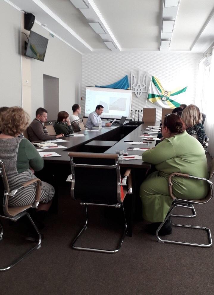 Проект Європейського Союзу представили у Мелітополі