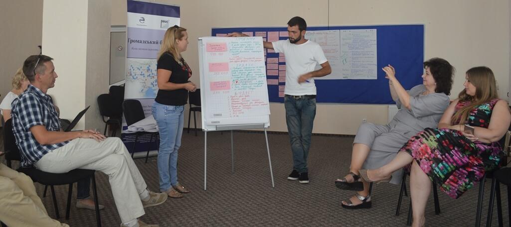Громадський бюджет: шлях до діалогу у Сєвєродонецьку