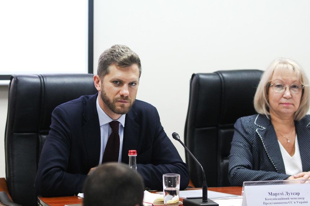 Проект Фундації ПАУСІ у м. Вознесенськ був представлений на круглому столі Делегації ЄС та  Миколаївської ОДА