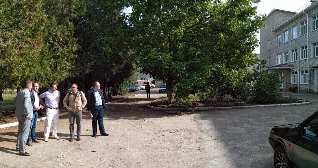 Керівництво Команди Підтримки Програми Європейського союзу відвідало місто Вознесенськ