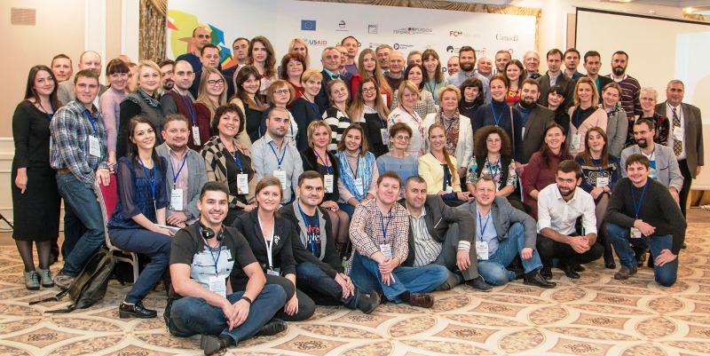 ІІ Форум практиків партиципатії зібрав понад 200 учасників з усієї України та з-за кордону