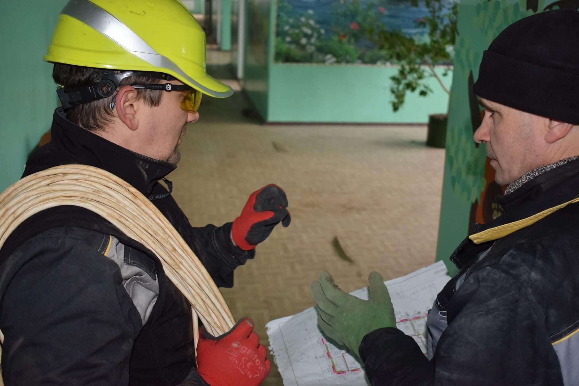 Проект у Вознесенську – підрядник почав роботи у будівлі поліклініки