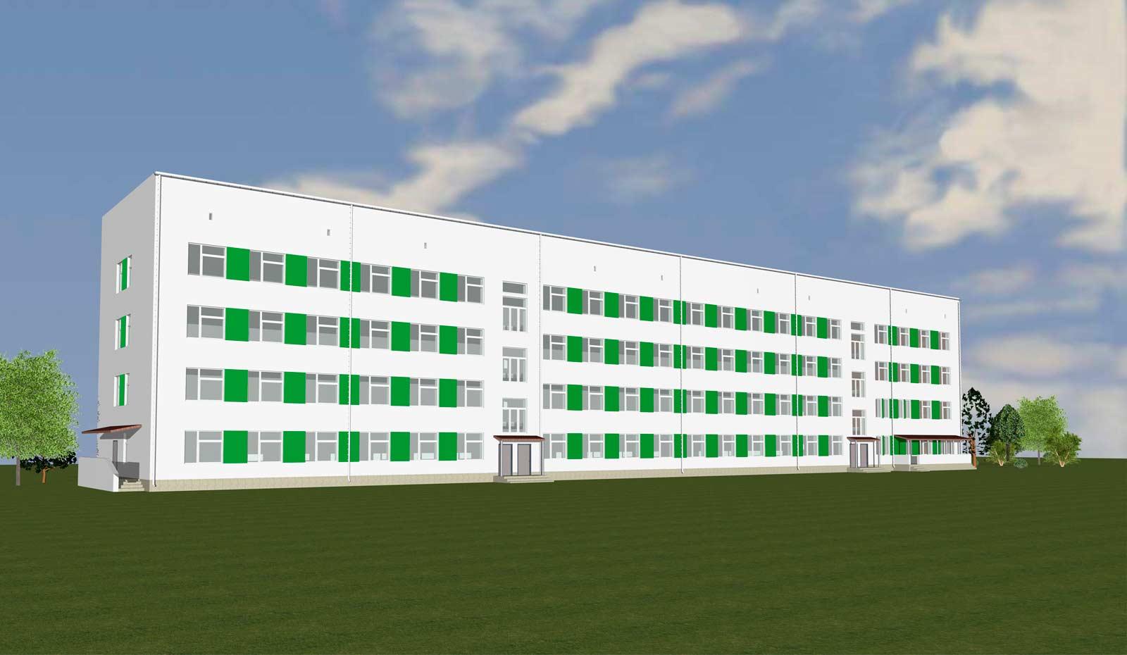 Оголошено тендер на термомодернізацію поліклініки Вознесенської лікарні