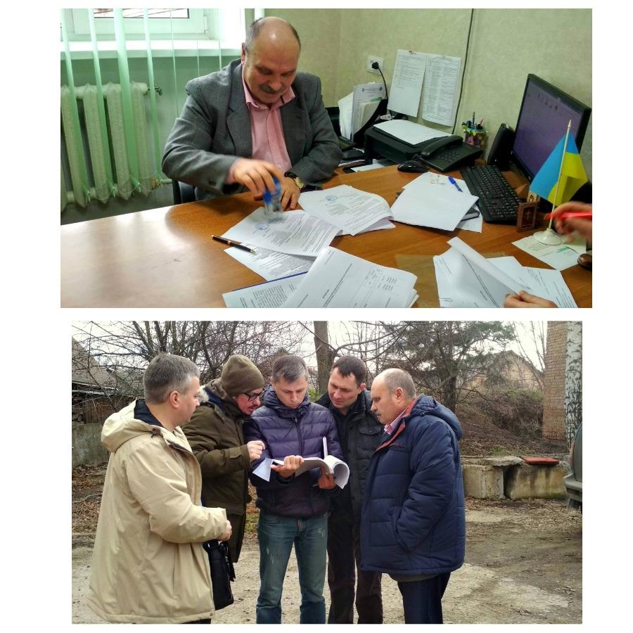 Підписано договір на реконструкцію котельні по вул.Прорізній, 4а в рамках Проєкту MO.GE.DI.CO.