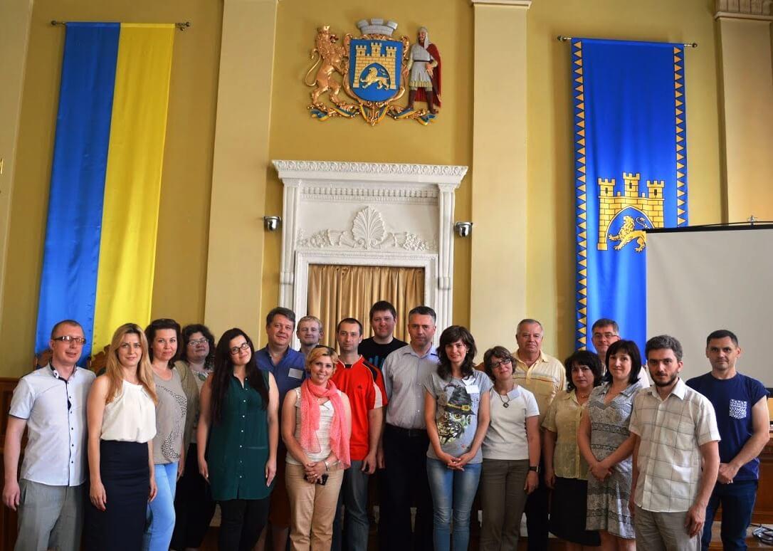 Семінар з громадського бюджету у Львові