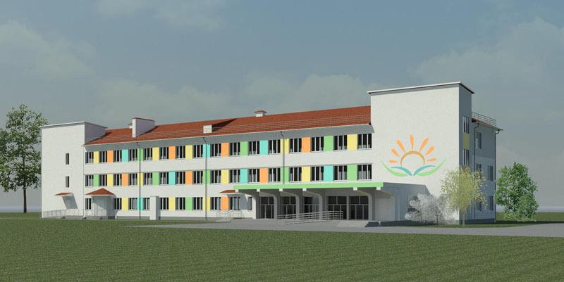 """Проект """"Зниження рівня енергоспоживання в будівлях лікарні м. Вознесенську"""" буде представлений громаді міста"""