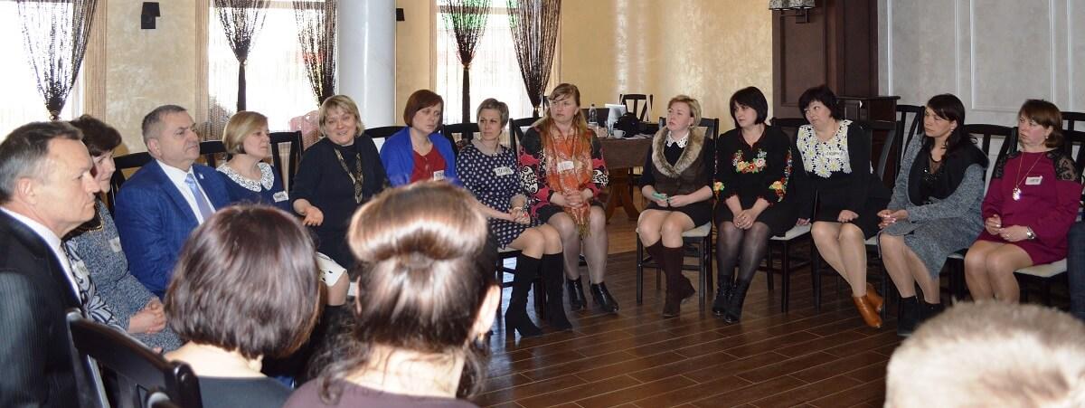 Семінар про громадський бюджет для Білозірської громади