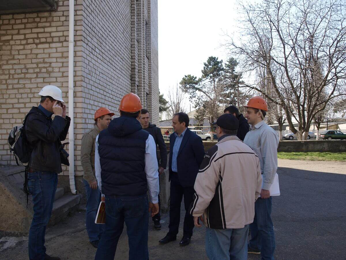 Вознесенськ відвідали технічні експерти команди підтримки програми ЄС