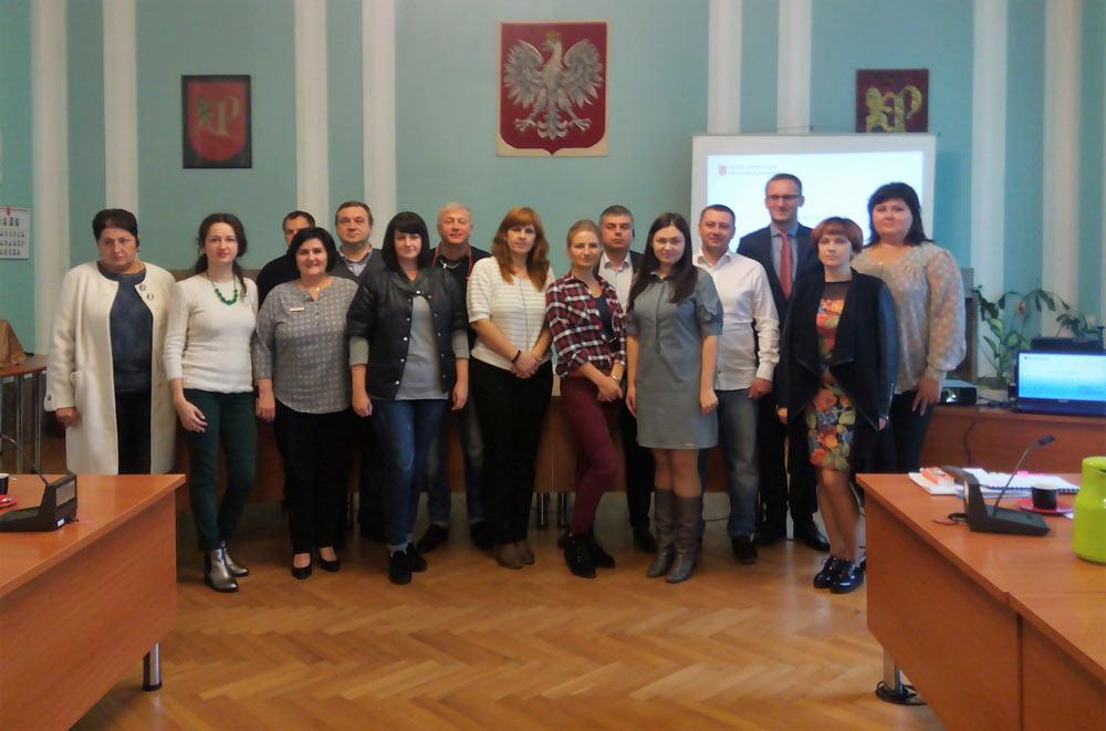 Особливості партиципаційного бюджету Польщі: думки учасників другої навчальної поїздки