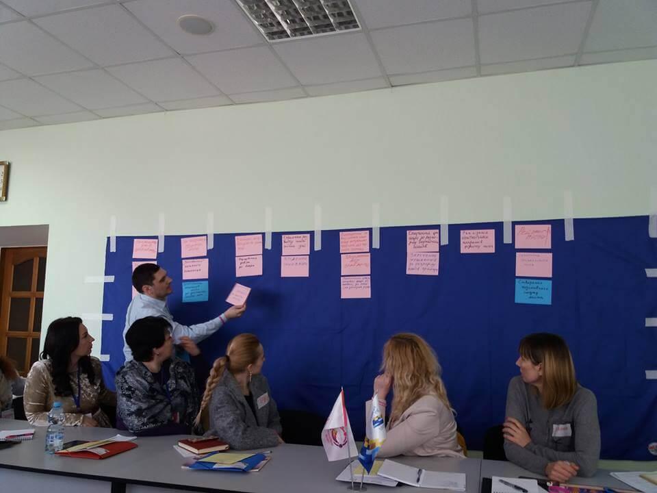 Десять громад на сході України опрацювали  стандарти та ключові принципи громадського бюджету
