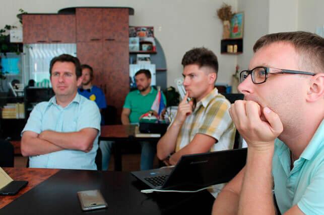 Вдосконалення бюджетного процесу у Вінниці та Черкасах