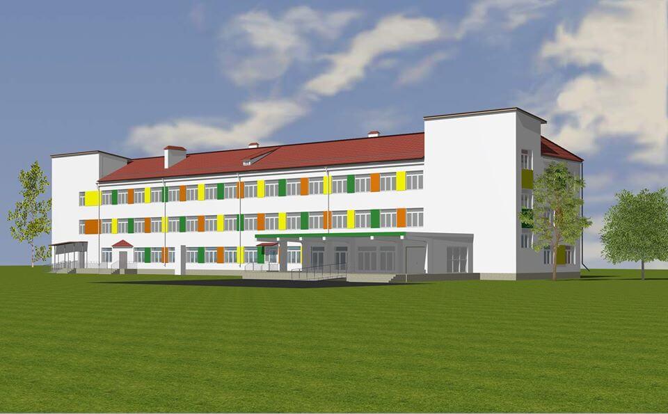 """Проект """"Зменшення енергоспоживання в будівлях лікарні в м. Вознесенськ"""""""